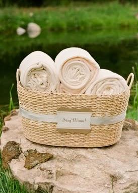 mantas bonitas para boda
